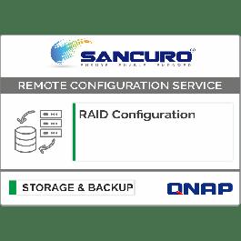 RAID Configuration For QNAP Storage