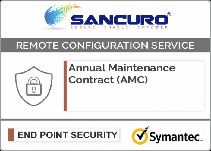 Annual Maintenance Contract (AMC) For Symantec  Data Loss Prevention / Protection (DLP)