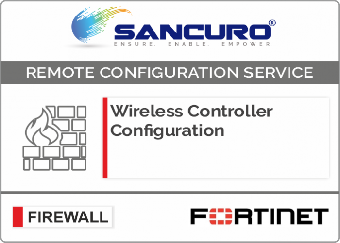 Wireless Controller Configuration in FORTINET Firewall For Model 300E,  200E, 100E