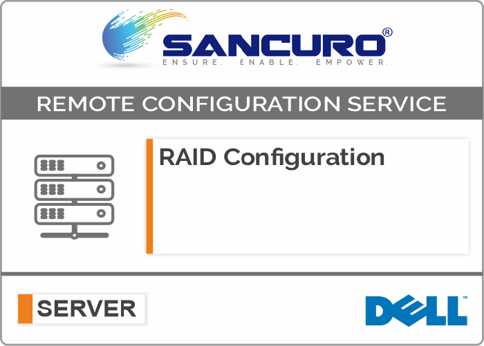 RAID Configuration For DELL Server
