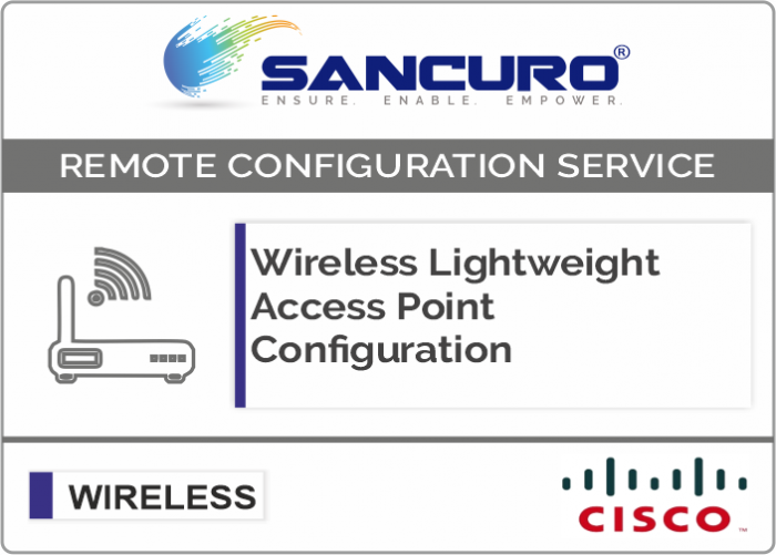 Cisco Lightweight Wireless Access Point Configuration