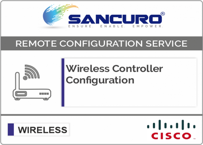 Cisco Wireless Controller Configuration