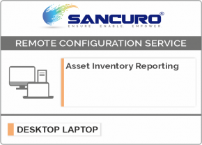 Asset Inventory Reporting For IT Hardware