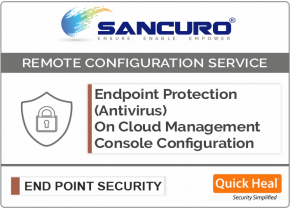 Quick Heal On Cloud Endpoint Protection (Antivirus) Management Console Configuration