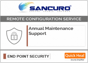 Annual Maintenance Contract (AMC) for Quick Heal Endpoint Protection (Antivirus) Management Console