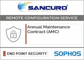 Annual Maintenance Contract (AMC) for SOPHOS Endpoint Protection (Antivirus) Management Console