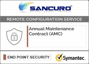 Annual Maintenance Contract (AMC) for Symantec Endpoint Protection (Antivirus) Management Console