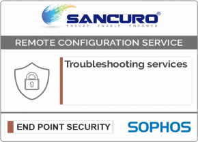 SOPHOS Data Loss Prevention / Protection (DLP)  Troubleshooting services