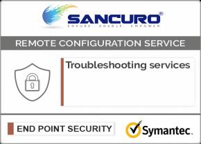 Symantec Data Loss Prevention / Protection (DLP)  Troubleshooting services