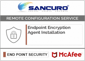 McAfee Endpoint Encryption Agent Installation