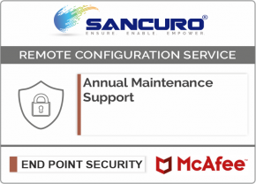 Annual Maintenance Contract (AMC) For McAfee Data Encryption Services