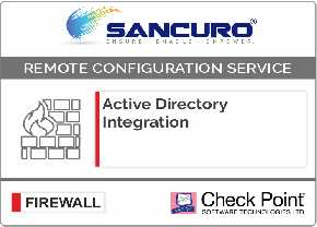 Active Directory Integration for Check Point Firewall For Model Series 5100, 5200