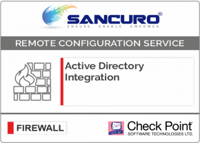Active Directory Integration for Check Point Firewall For Model Series 5400, 5600, 5800, 5900
