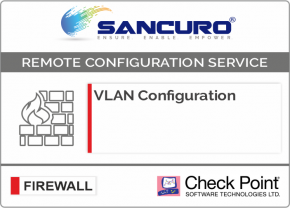 VLAN Configuration in Check Point Firewall