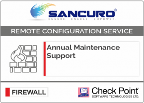 Annual Maintenance Contract (AMC) For Check Point Firewall