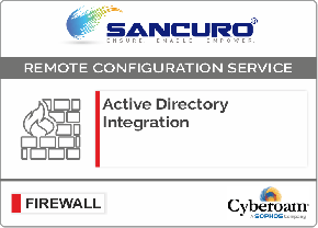 Active Directory Integration for Cyberoam Firewall For Model CR10iNG, CR15iNG