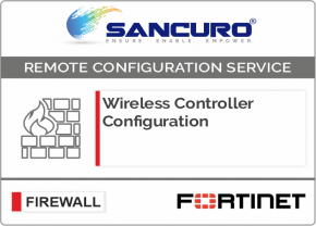 Wireless Controller Configuration in FORTINET  Firewall For Model 50E, 60E, 80E, 90E