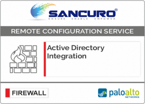 Active Directory Integration for Palo Alto Firewall For Model Series PA820, PA850