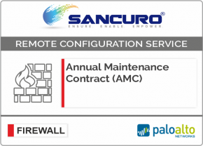 Annual Maintenance Contract (AMC) For Palo Alto Firewall