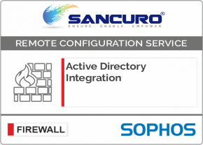 Active Directory Integration for SOPHOS Firewall For Model Series XG200, XG300, XG400