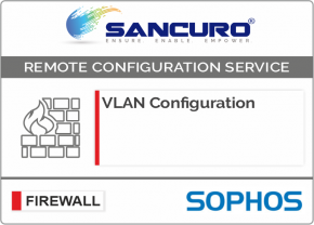 VLAN Configuration in SOPHOS Firewall For Model Series XG80, XG100