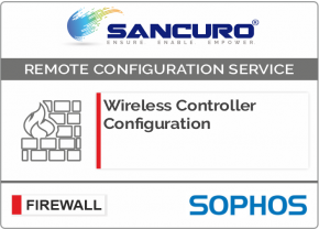 Wireless Controller Configuration in SOPHOS  Firewall For Model Series XG80, XG100