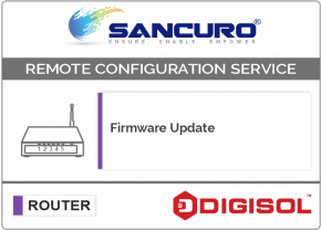 Firmware Update for DIGISOL Router