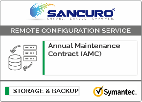 Annual Maintenance Contract (AMC) For Symantec  Backup Software