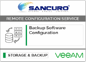 VeeAM Backup Software Configuration