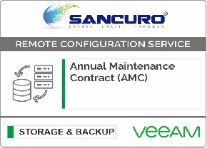 Annual Maintenance Contract (AMC) For VeeAM  Backup Software