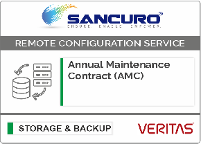 Annual Maintenance Contract (AMC) For VERITAS  Backup Software