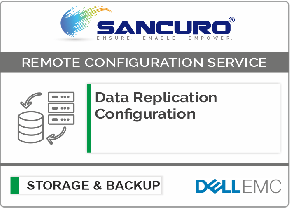 Data Replication Configuration For DELL EMC Storage For Model Series VNXe, PowerVault MD, Unity