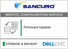 Firmware Update for DELL EMC Storage Model Series VNXe