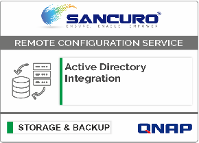 Active Directory Integration for QNAP Storage