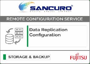 Data Replication Configuration For FUJITSU Storage ETERNUS DX60 S4 Hybrid System