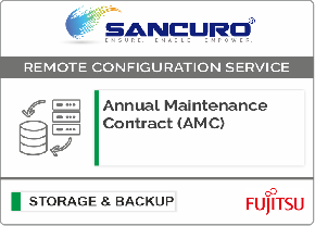 Annual Maintenance Contract (AMC) For FUJITSU Storage ETERNUS DX60 S4 Hybrid System