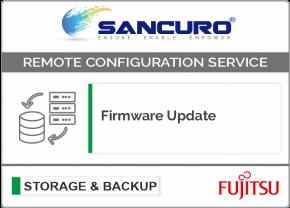 Firmware Update for Fujitsu Storage  ETERNUS DX60 S4 Hybrid System