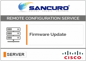 Firmware Update for CISCO Server