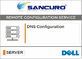 DNS Configuration For DELL Server