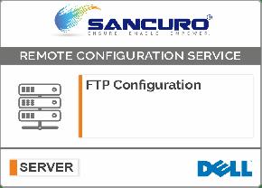 FTP Configuration For DELL Server