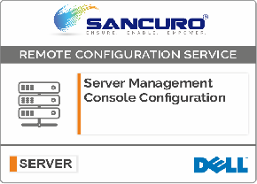 DELL Server Management Console Configuration
