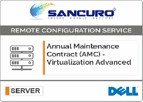 Annual Maintenance Contract (AMC) For Comprehensive Virtualization Services For Dell Server
