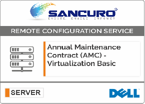 Annual Maintenance Contract (AMC) For Basic Virtualization Services for Dell Server