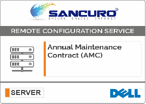Annual Maintenance Contract (AMC) For Basic Configuration Services for Dell Server
