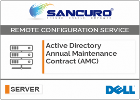 Active Directory Annual Maintenance Contract (AMC) FOR DELL SERVER