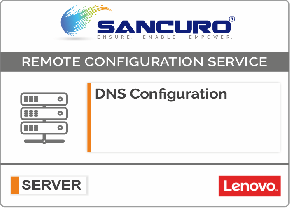 DNS Configuration For LENOVO Server