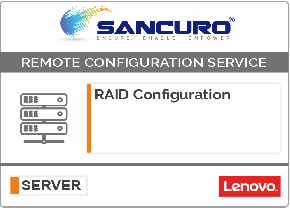 RAID Configuration For LENOVO Server