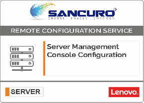 LENOVO Server Management Console Configuration