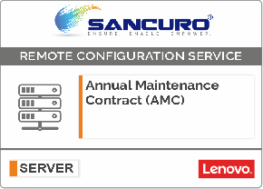Annual Maintenance Contract (AMC) For Basic Configuration Services for LENOVO Server