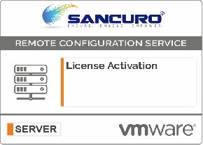 VMware ESXi License Activation